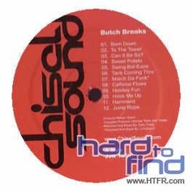 Butch Norton BUTCH BREAKS Vinyl Record