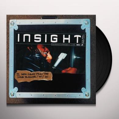 Insight UPDATED SOFTWARE 2.5 (VOCALS) Vinyl Record