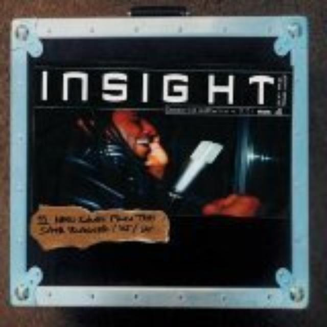 Insight UPDATED SOFTWARE 2.5 (INSTRUMENTALS) Vinyl Record
