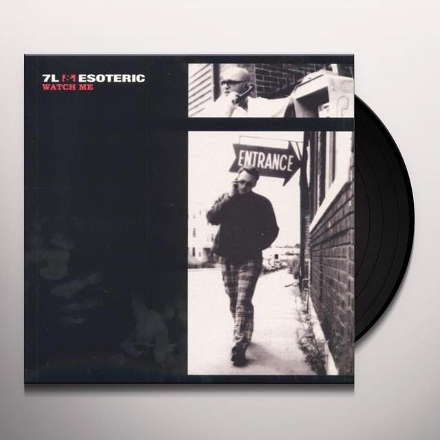 7L & Esoteric WATCH ME / WORD ASSOCIATION Vinyl Record