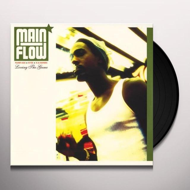 Main Flow LOVING THE GAME / DICE ROLE Vinyl Record