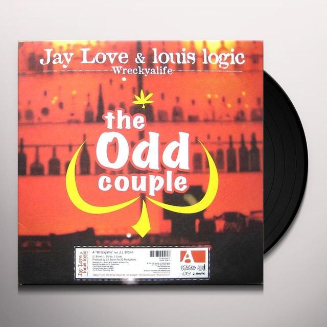 Odd Couple WRECKYALIFE Vinyl Record