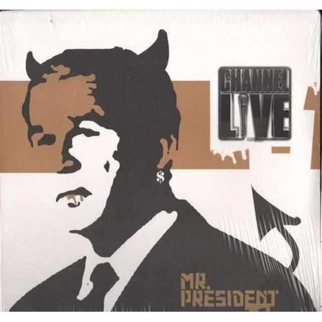 Channel Live MR PRESIDENT Vinyl Record