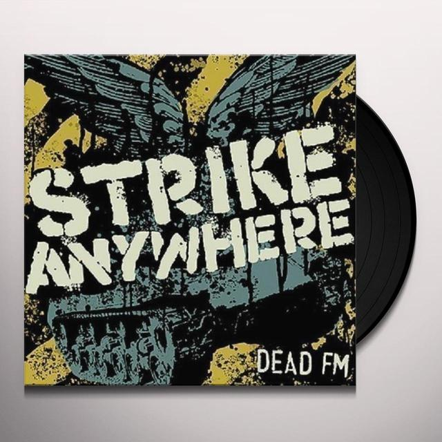 Strike Anywhere DEAD FM Vinyl Record