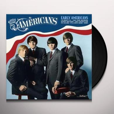 The Five Americans EARLY AMERICANS Vinyl Record