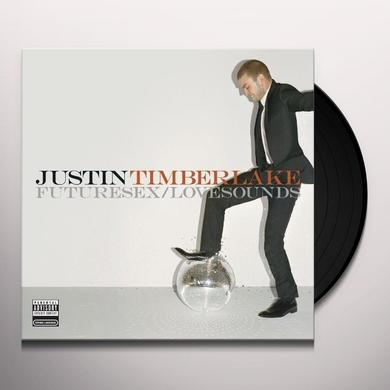 Justin Timberlake FUTURESEX/LOVESOUNDS Vinyl Record