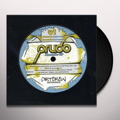 Prudo ANCORA NO: SPIRIT CATCHER MIX (EP) Vinyl Record
