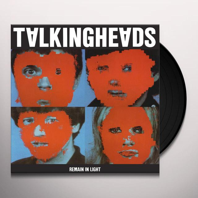 Talking Heads Remain In Light Vinyl Talking Heads Remain