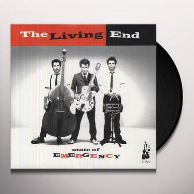 The Living End STATE OF EMERGENCY (Vinyl)