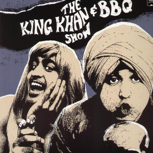 The King Khan & BBQ Show WHAT'S FOR DINNER Vinyl Record