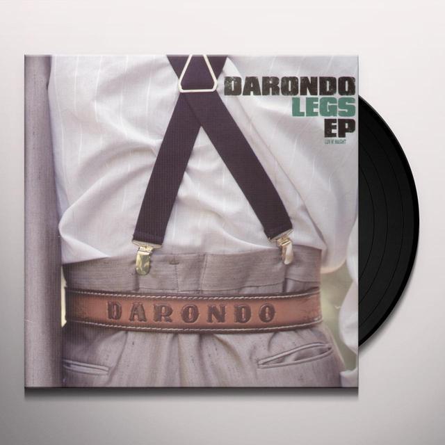 Darondo LEGS (EP) Vinyl Record