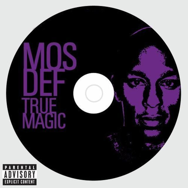 Mos Def TRUE MAGIC (Vinyl)