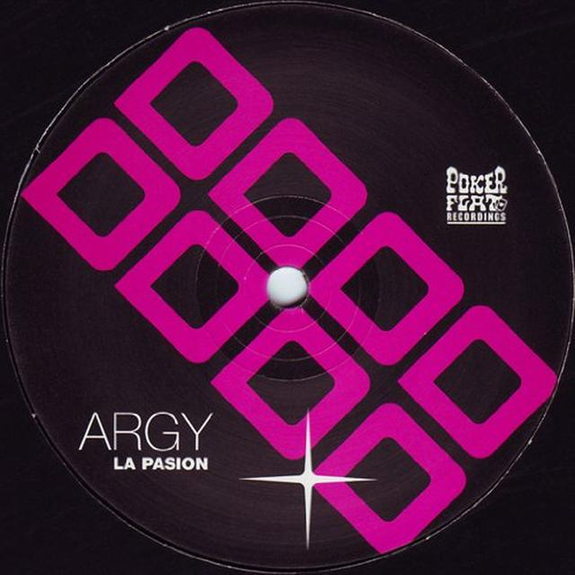 Argy PASION (EP) Vinyl Record