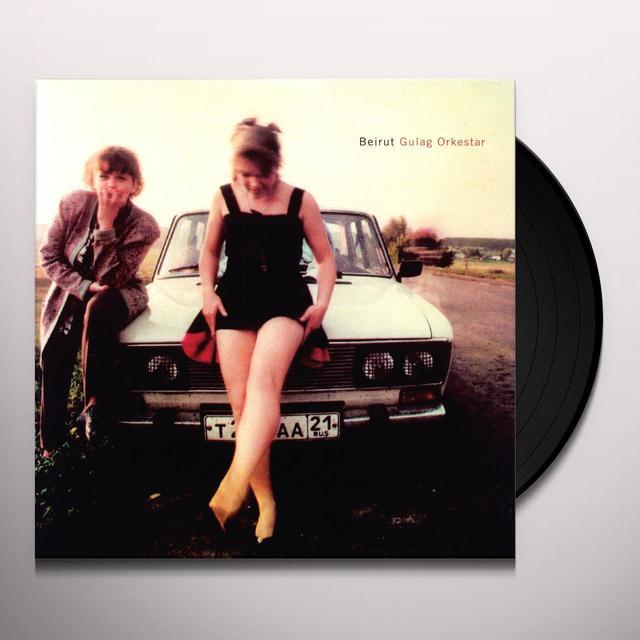 Beirut GULAG ORKESTAR Vinyl Record