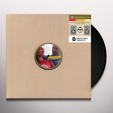 Douglas Greed MADAME C. (EP) Vinyl Record