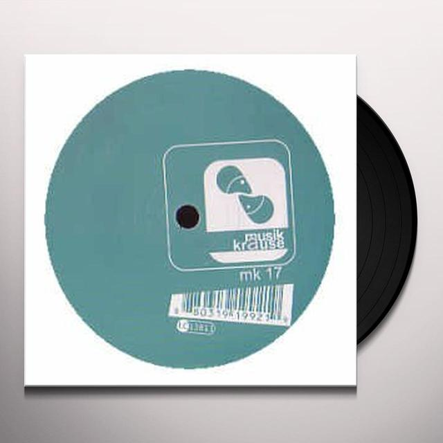 Even Tuell AQUA JET EP (EP) Vinyl Record
