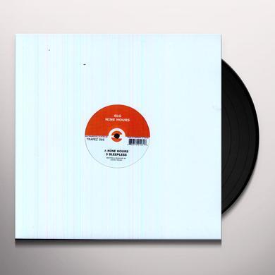 Slg NINE HOURS (EP) Vinyl Record