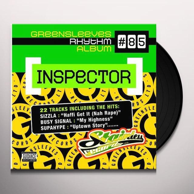 INSPECTOR / VARIOUS Vinyl Record