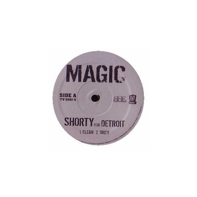 Magic! SHORTY Vinyl Record