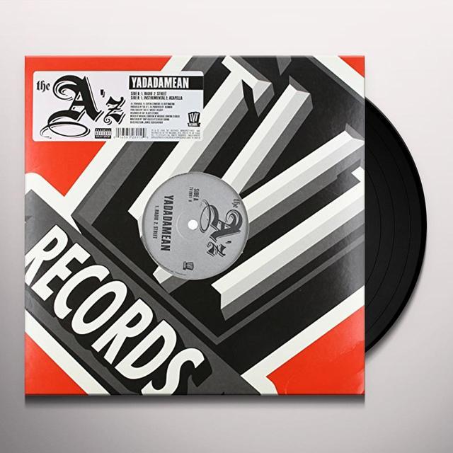 Az YADADAMEAN Vinyl Record