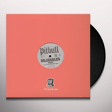 Pitbull BOJANGLES REMIX Vinyl Record