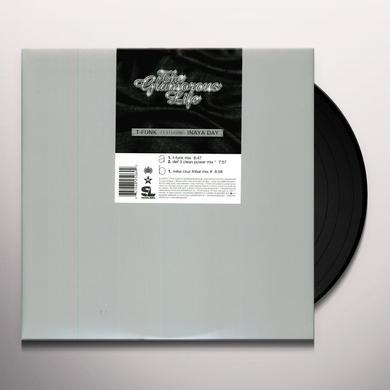T-Funk GLAMOROUS LIFE Vinyl Record