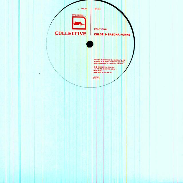 Sascha Chloe / Funke BPITCH CONTROL COLLECTIVE 2 (EP) Vinyl Record
