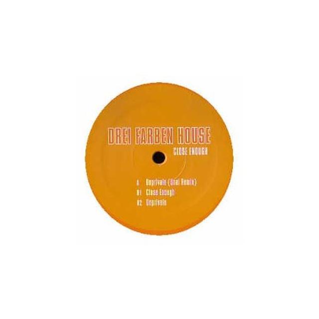 Drei Farben House CLOSE ENOUGH Vinyl Record