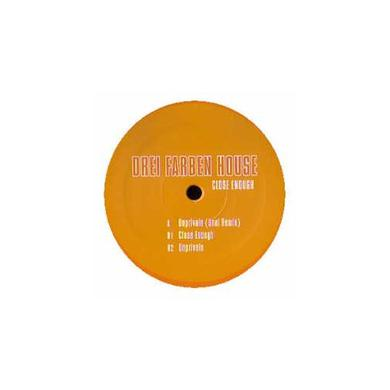 Drei Farben House CLOSE ENOUGH Vinyl Record