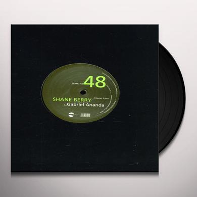 Shane Berry FILLERTET 2 RMX Vinyl Record