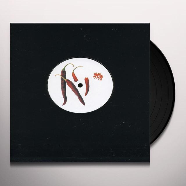 Kenny Leaven FEELING SPICY (EP) Vinyl Record