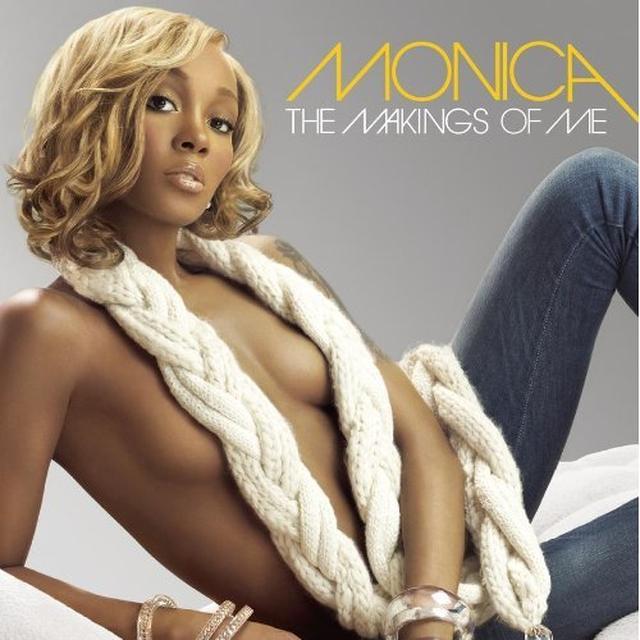 Monica MAKINGS OF ME Vinyl Record