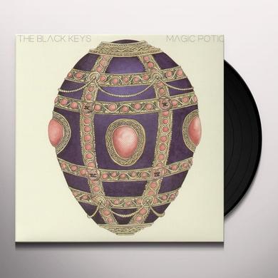 Black Keys MAGIC POTION Vinyl Record