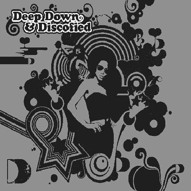 Simon (Eng) Dunmore DEEP DOWN & DISCOFIED PT 2 Vinyl Record