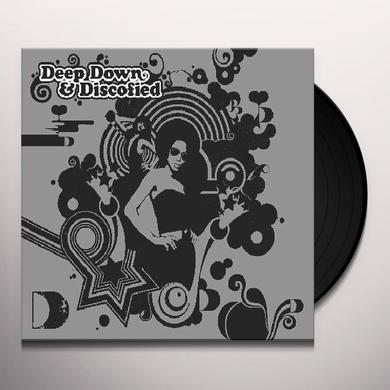 Simon (Eng) Dunmore DEEP DOWN & DISCOFIED PT 2 Vinyl Record