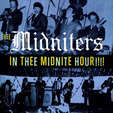 Midnighters IN THEE MIDNIGHT HOUR Vinyl Record