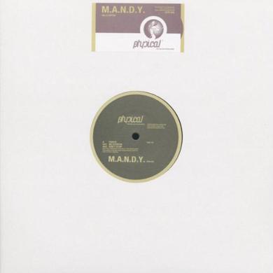 Mandy NO STOPPIN EP Vinyl Record