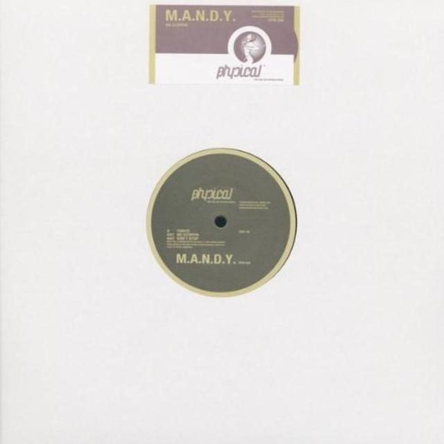 Mandy NO STOPPIN EP (EP) Vinyl Record