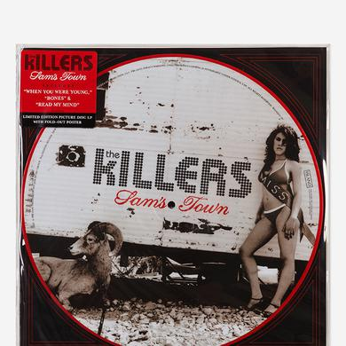 The Killers SAM'S TOWN Vinyl Record