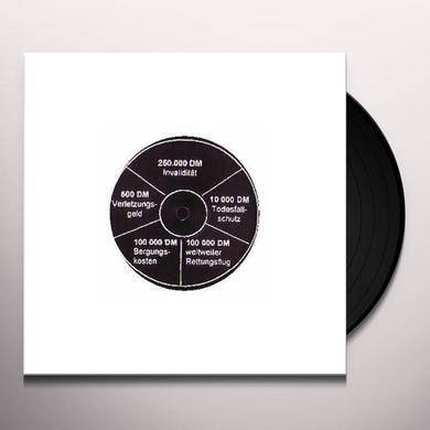 Das Bierbeben ALLES FALLT (LOSOUL REMIXES) (EP) Vinyl Record - Remixes