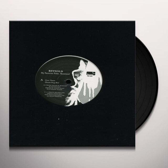 Reynold MY FAVORITE FILM REMIXED (EP) Vinyl Record