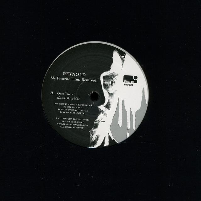 Reynold MY FAVORITE FILM REMIXED Vinyl Record
