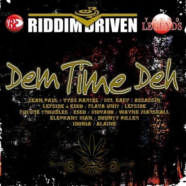 DEM TIME DEH / VARIOUS Vinyl Record