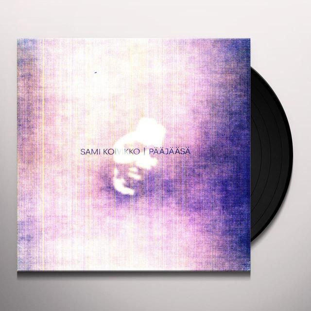 Sami Koivikko PAAJAASA Vinyl Record