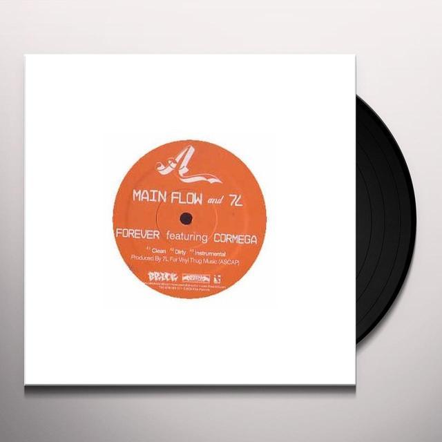 Main Flow & 7L FOREVER Vinyl Record