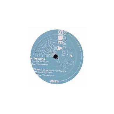 Raydar Ellis SAMBO SONG Vinyl Record