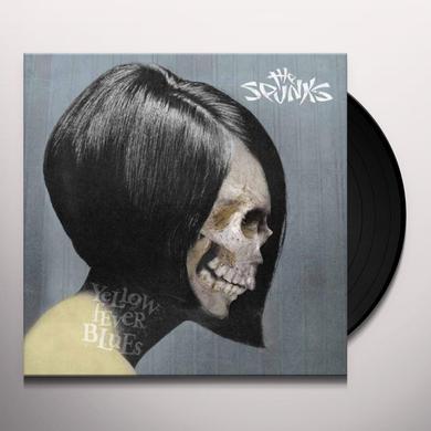 Spunks YELLOW FEVER BLUES Vinyl Record