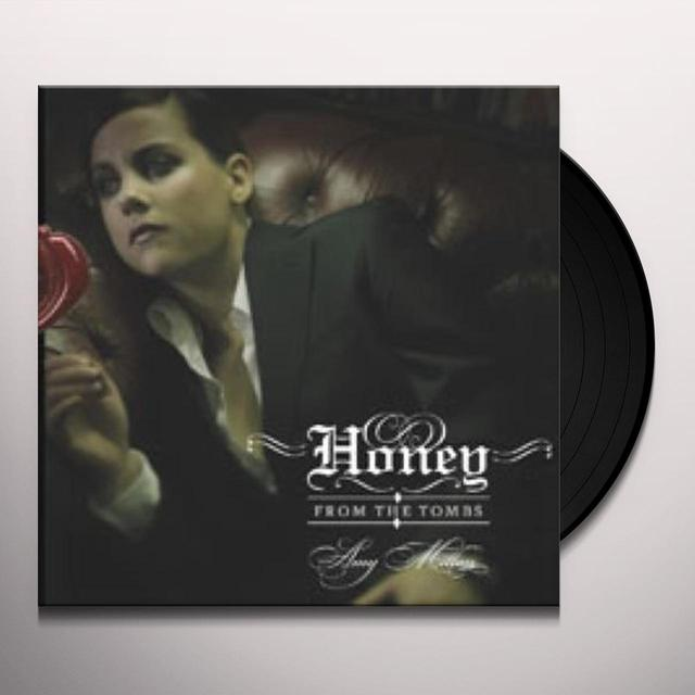 Amy Millan HONEY FROM TOMBS Vinyl Record - Limited Edition