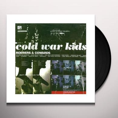 Cold War Kids ROBBERS & COWARDS Vinyl Record