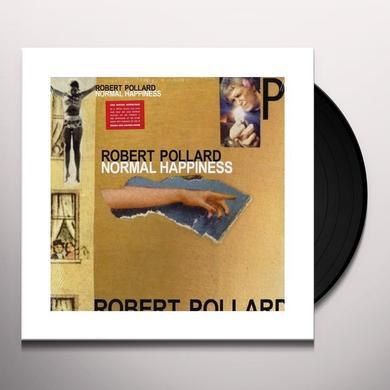 Robert Pollard NORMAL HAPPINESS Vinyl Record